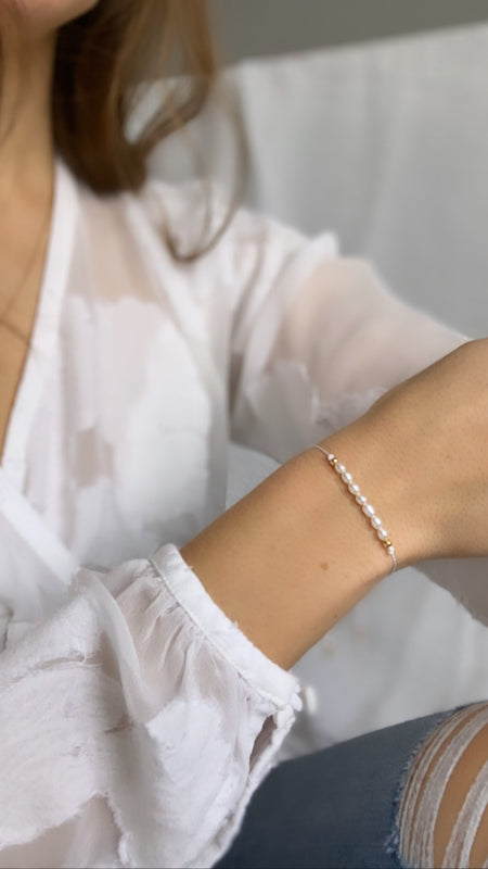 Darling | Silk Bracelet