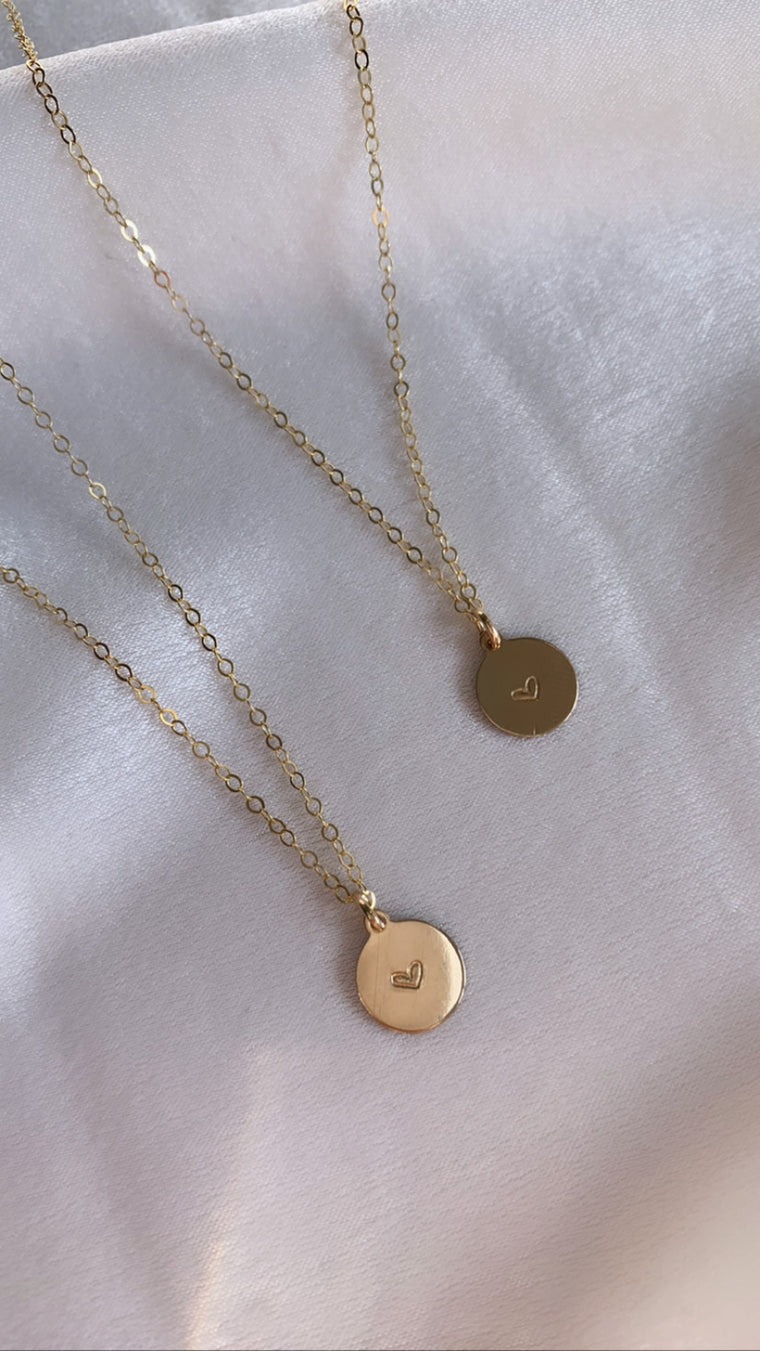 Little Heart | Grow-with-me Necklace