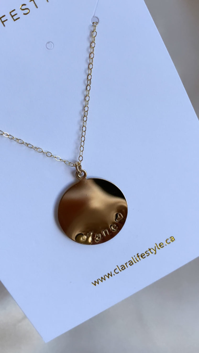 Your Name | Necklace