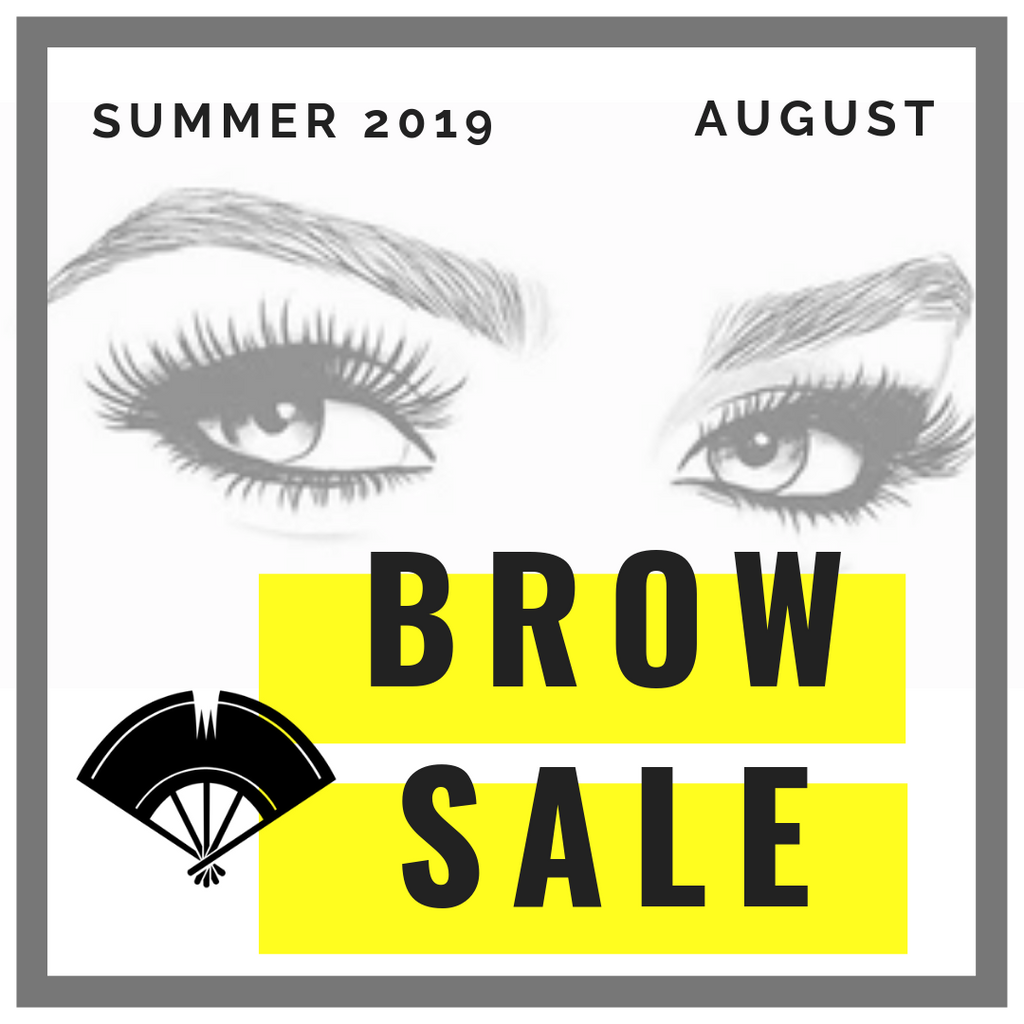 Summer Brow SALE