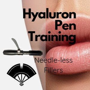 Hyaluron Pen Training (50% Deposit ONLY)