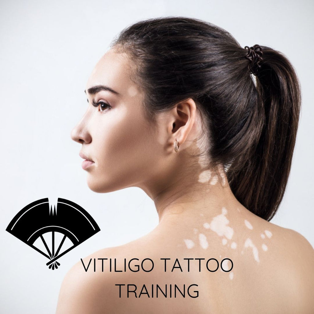 Vitiligo Tattoo Training 50% (deposit ONLY)