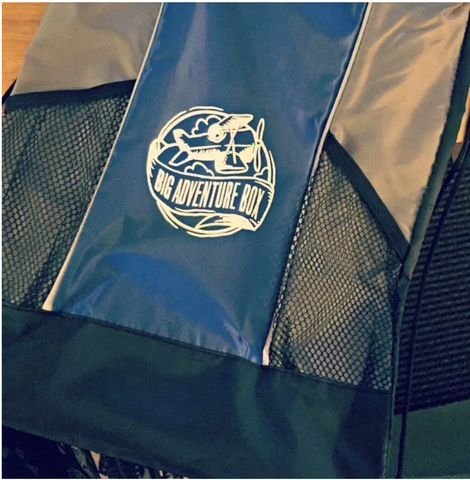 picture of Big Adventure Box knapsack