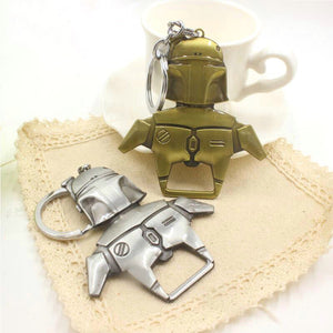 Boba Fett Bottle Opener For Beer Bar Tool Kitchen Cooking Tool Gold or Silver?