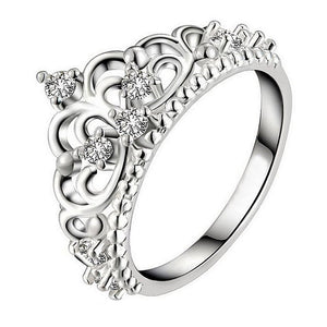 Wait until you see this Princess Crown Ring in Person!