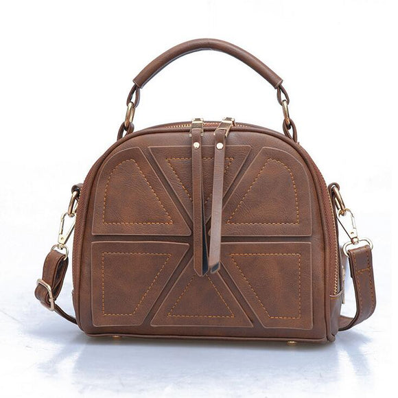 Another Favorite! The stitching and quality of this women's hand bag is awesome! It is available in 4 colors!