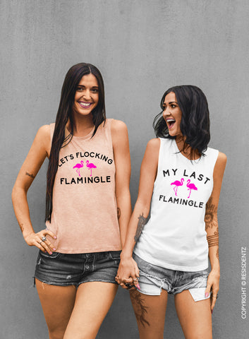 Miami Bachelorette Party, I Said Yes, We Said Miami - Muscle Tee