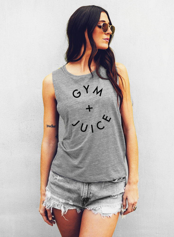 Gym And Juice Gym Tank - Muscle Tee