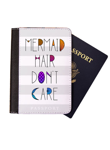 I Haven't Been Everywhere But It's On My List Passport Cover - Passport Holder