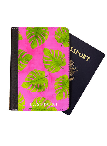 Not All Those Who Wander Are Lost Passport Cover - Passport Holder