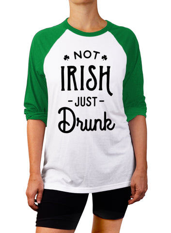 Happy Christmas Ya Filthy Muggle Christmas Baseball Tee - 3/4 Sleeve Unisex Raglan