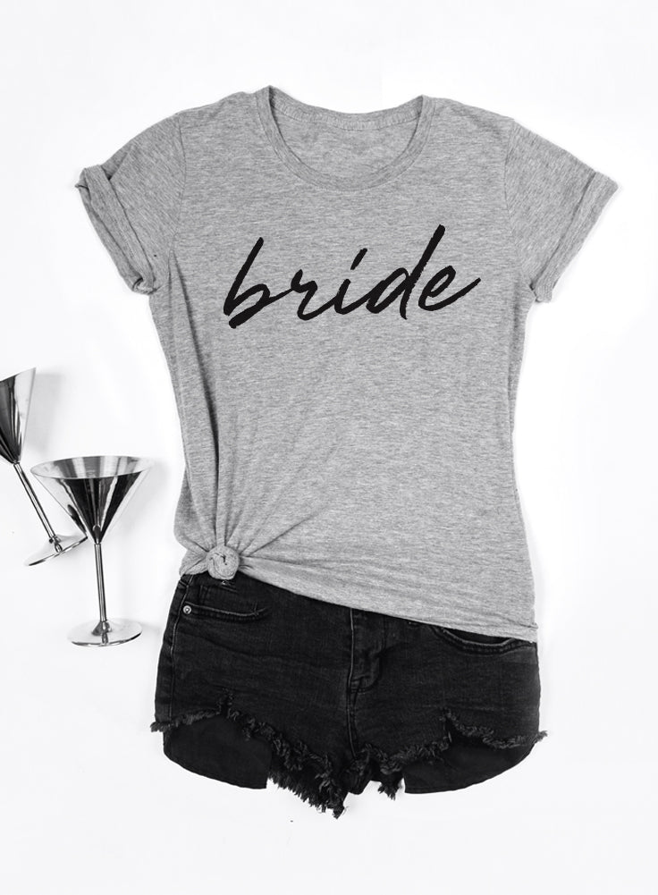 Bachelorette Party, Bride, Squad, Shirts, Bride Shirt, Squad Shirt, Tank Top, Bridal Party Shirts, Weddings,Boyfriend Tee, Script Squad