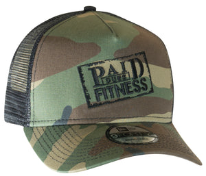 Paid Dues NEW ERA Cap CAMO