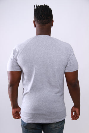Consistency is Key T-Shirt (GRAY)