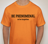 Be Phenomenal