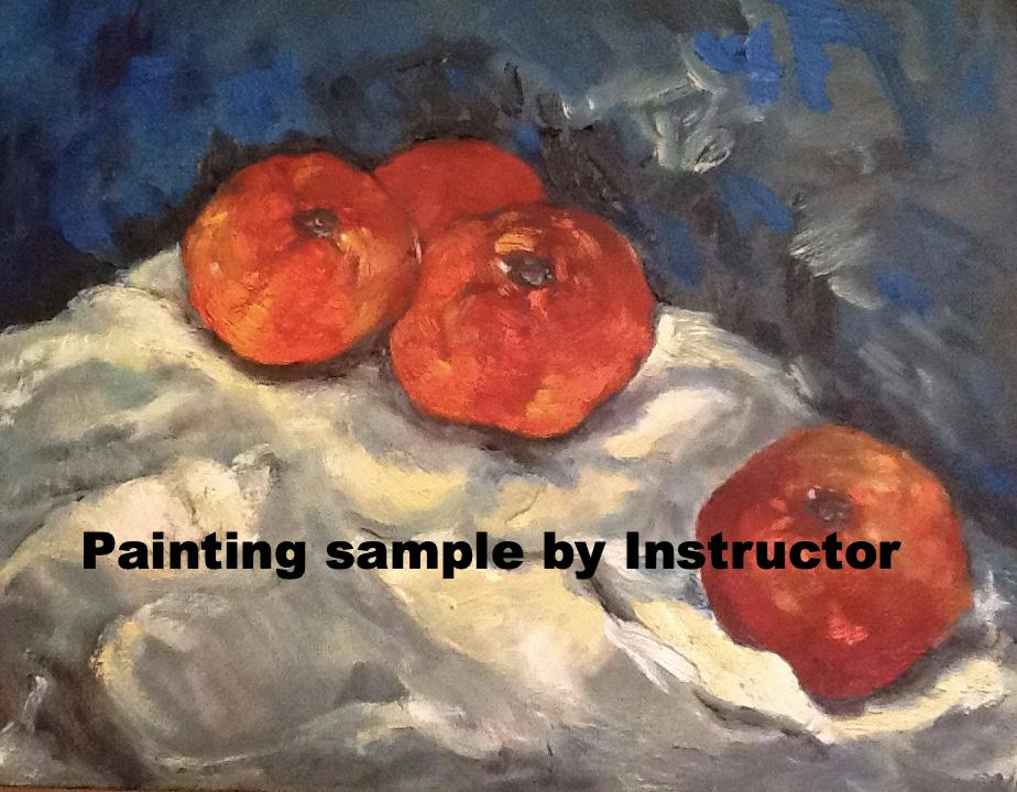 "Paint-N-Sip Tickets: ""Still Life"" Painting with Nava Ottenberg (12/9/2018)"
