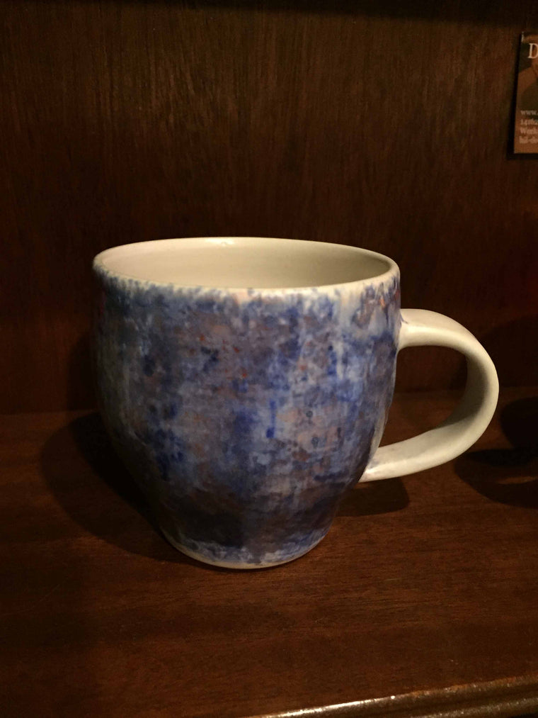 Joe Hight Pottery Mugs