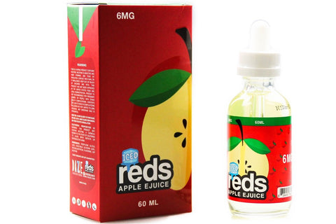 7 Daze Menthol - Reds Apple