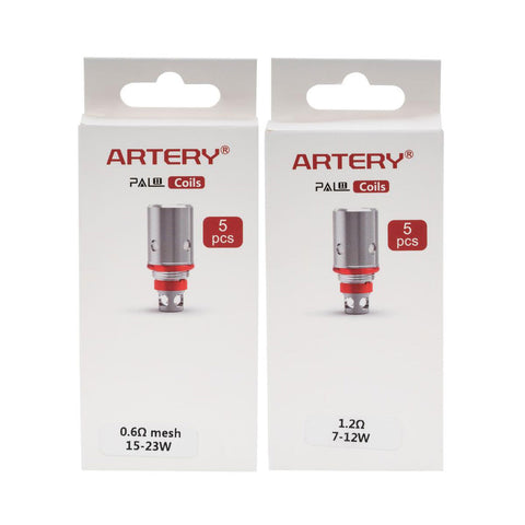 Artery - PAL 2 Coil Replacements (5/Pack)
