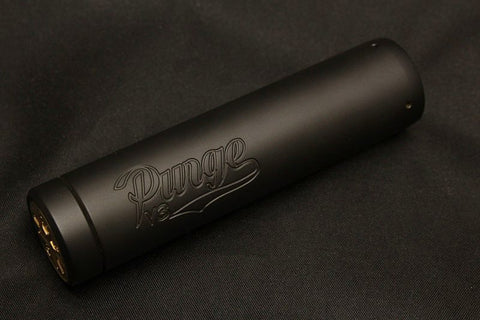 Purge Mods - Back To Basics V3 (Black Cerakoted)