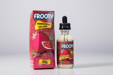 Frooty - Pomegranate Splash