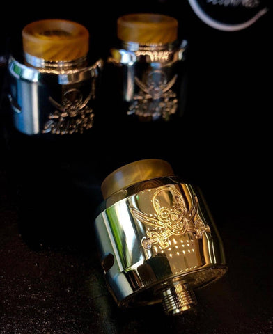 League Of Scoundrels - Kamin RDA XL 26mm