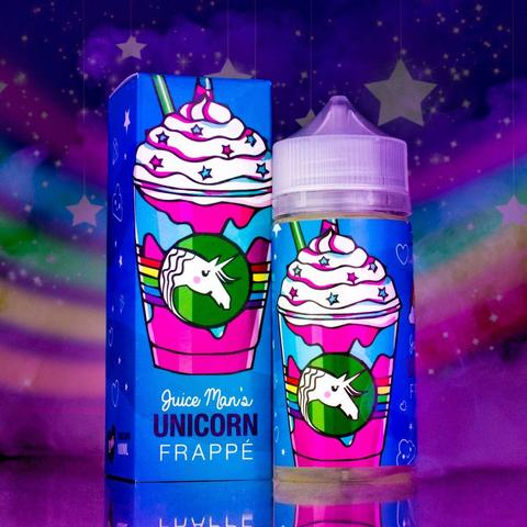 Juice Man E Liquid - Unicorn Frappe