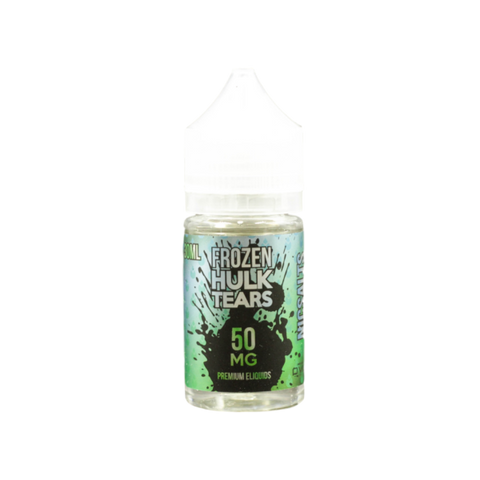 Mighty Vapors - Mighty Salts Frozen Hulk Tears