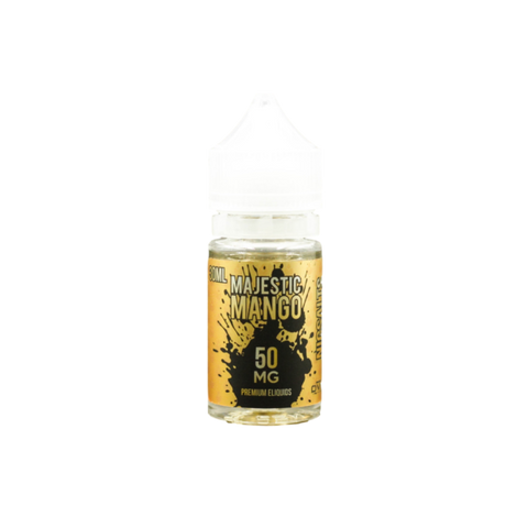 Mighty Vapors - Mighty Salts Majestic Mango