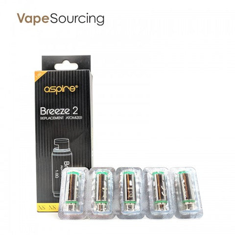 Aspire - Breeze 2 Replacement Coils