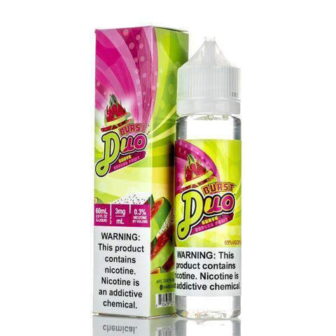 Burst Duo - Guava & Dragonfruit