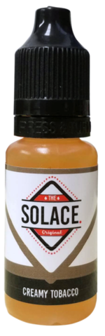 Solace Salts - Creamy Tobacco