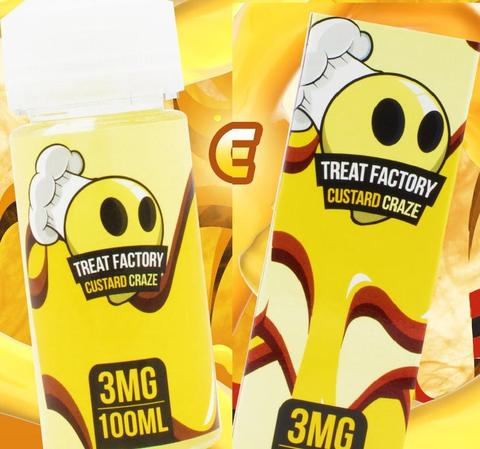 Treat Factory - Custard Craze