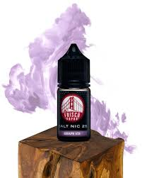 Frisco Vapor Salt - Grape Ice