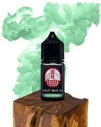 Frisco Vapor Salt - Fresh Cucumber