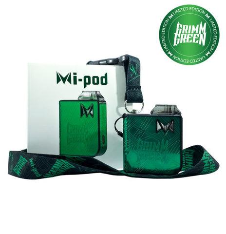 Smoking Vapor - Mi-Pod (Grimm Green Edition)