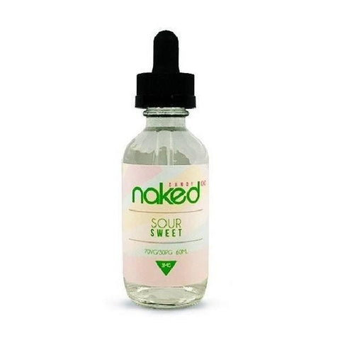 Naked 100 Candy - Sour Sweet