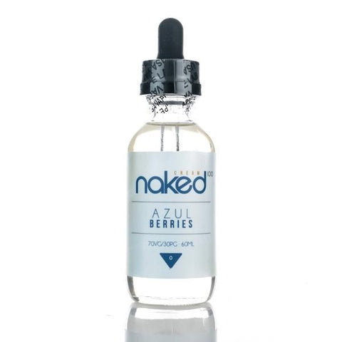 Naked 100 Cream - Azul Berries