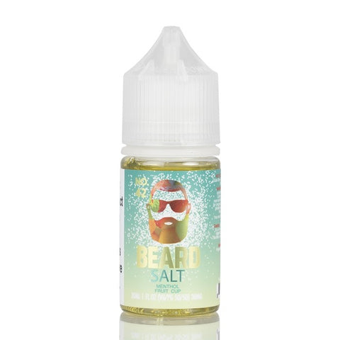 Beard Salt - Menthol Fruit Cup