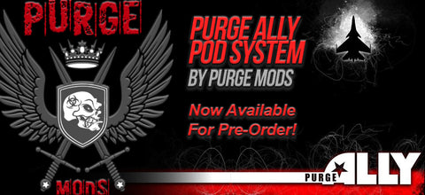 Purge Mods - Ally Pod System (Pre-Order)