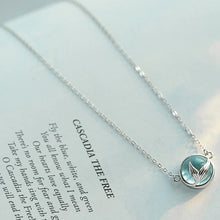 Load image into Gallery viewer, Mermaid Necklace - Sterling Silver - Tafani's