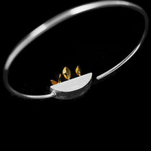 Load image into Gallery viewer, Sterling Silver Little Garden Bracelet - Handmade - Tafani's