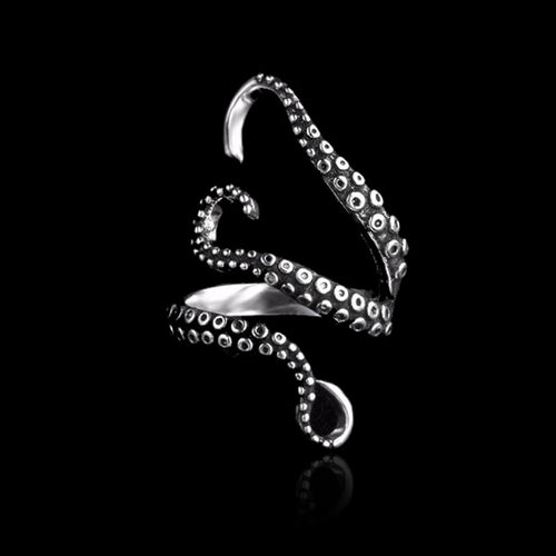 Octopus Ring - Resizable - Tafani's
