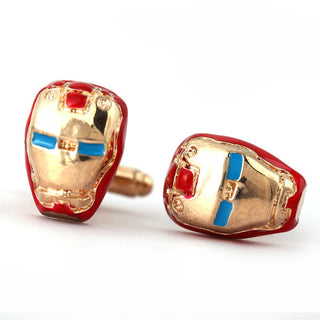 Superhero Cuff Links