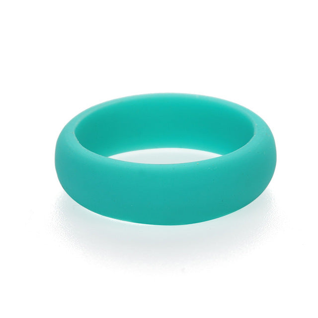 Trendy Popular Silicone Female Ring