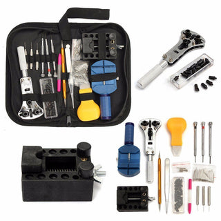 144Pcs Watch Tool Kits