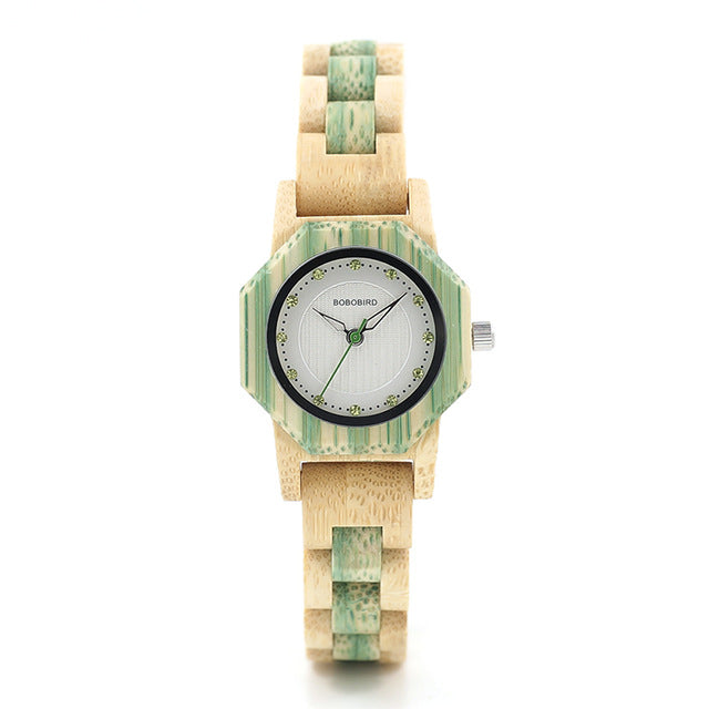 BOBO BIRD Bamboo Women Watch