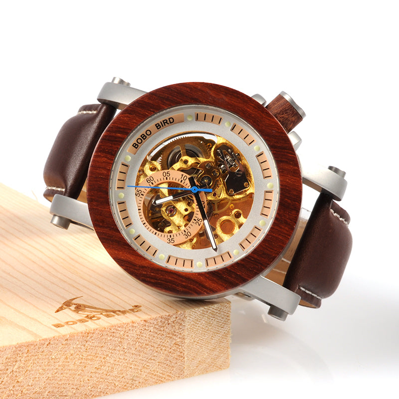 BOBO BIRD WK12 Red Sandalwood