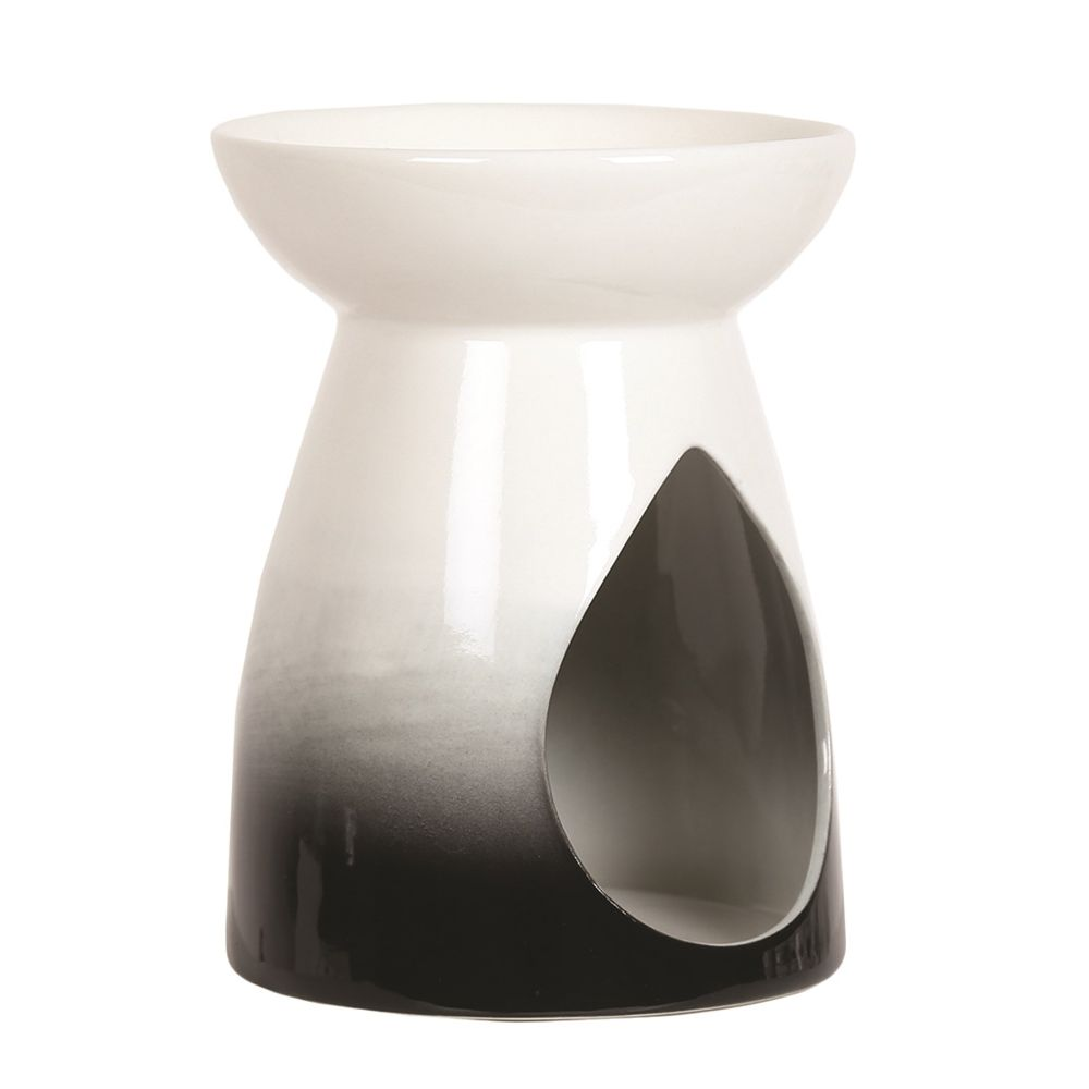 Black Teardrop Burner