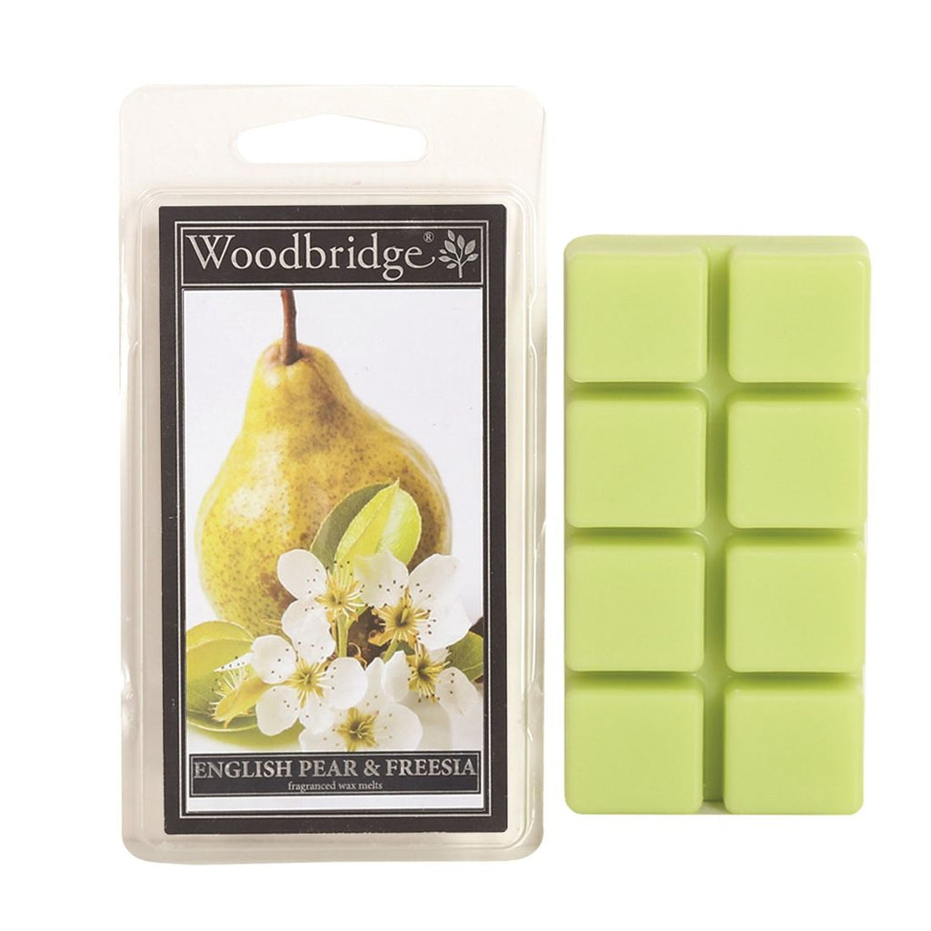 English Pear & Freesia Wax Melts